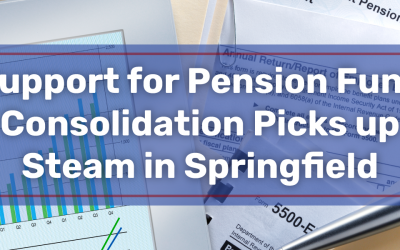 Support for Pension Fund Consolidation Picks up Steam in Springfield
