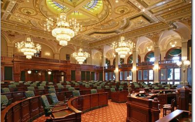 BREAKING LEGISLATIVE UPDATE:  Extended COVID-19 Protections for Illinois First Responders Passes Both Houses