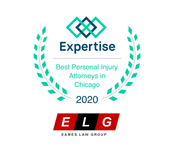 Eames Law Group Recognized as Among the Best Personal Injury Law Firms in Chicago in 2020